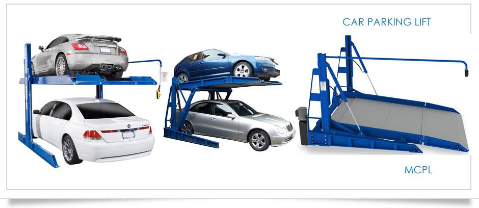 Car Parking Lift Hydraulic Lifting Machines Car Parking